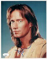 KEVIN SORBO Signed HERCULES 8x10 Photo Autograph LEGENDARY Journeys JSA COA Cert
