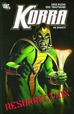KORBA RESURRECTION Graphic Novel (S)
