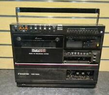 Sanyo Vcr7300 Portable Betamax Player/Recorder