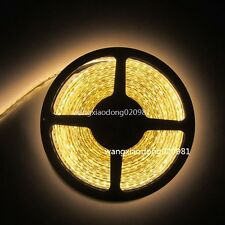 30x 5M 3528 SMD LED  Warm White Strip Light 120leds/M Waterproof  & 12V 5A Power