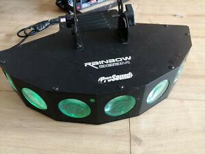 Prosound - Rainbow Beam - DJ Lighting Equipment - Sound Response