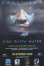 CHALI 2NA POSTER, FISH OUTTA WATER (N5)