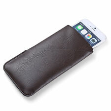 Brown Mobile Phone Pouch for Apple