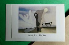 SALVADOR DALI FINE ART ~ THE RAM ~ CASE SMALL DOVER REPRINT STICKER