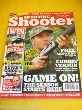 SPORTING SHOOTER - STEVE REDGRAVE - NOV 2003