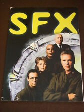 SFX COLLECTORS #72 - STARGATE SKG - Christmas 2000