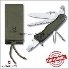Victorinox Coltello UFFICIALE ESERCITO SVIZZERO + FODERO Multiuso Militare