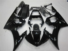 Fairing Kit For Yamaha YZF-R6 2003 2004 /R6S 2006-2009 Glossy Black ABS Bodywork