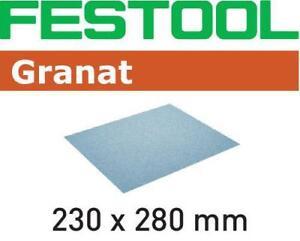 Festool Schleifpapier 230x280 P80 GR/50 | 201088