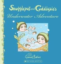 Snugglepot and Cuddlepie's Underwater Adventure by May Gibbs Children's Book NEW