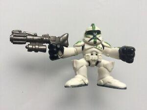 Star Wars - Galactic Heroes - Clone Trooper (Green) #2