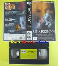 film VHS OBSESSION 1999 jessica lange gwyneth paltrow COLUMBIA (F41) no dvd