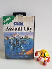 ASSAULT CITY - SEGA MASTER SYSTEM