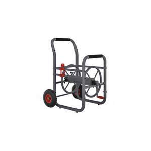 SUNCAST CPD200PRO Garden Hose Reel,Cart,18 in,Steel