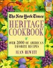 New York Times Heritage Cookbook: Over 2,000 of America's Favorite-ExLibrary