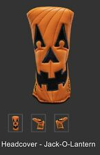 Scotty Cameron Halloween 2021 Headcover - Jack-O-Lantern Blade Style SOLD OUT 🎃