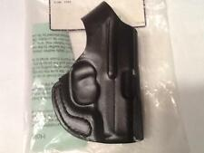 Desantis Holster Quick Snap Right Hand Kahr 380 BlackLeather