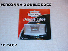 Personna - Double Edge (10 Pack)