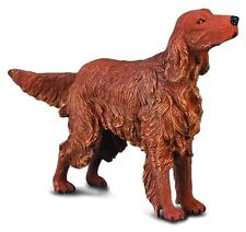 New CollectA Irish Red Setter Dog Pet Toy Figure 88068 -  FREE UK DELIVERY !