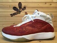 Nike Air Jordan 2011 sz 6.5y GS White Red 438990-602