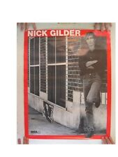 Nick Gilder Poster