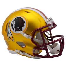 RIDDELL Washington Redskins NFL Blaze alternativo velocità Mini casco