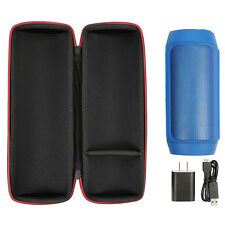 1*Travel Carry Case Cover Holder For JBL Charge 2/2+Bluetooth Audio Speaker Tool