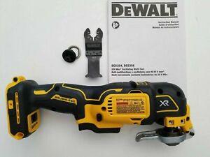 DEWALT DCS356B 20V 20 VOLT Max XR Brushless 3-Speed Oscillating Multi-Tool NEW
