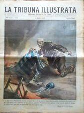La Tribuna Illustrata 16 Novembre 1930 Sibilla Cimiteri Cani Chirurgia Esorcismo