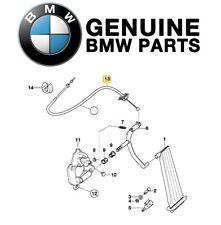 For BMW E46 323Ci 323i Accelerator Cable Bowden Throttle Gas Genune 35411164595