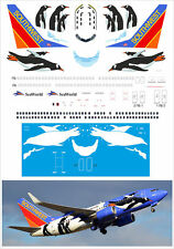 1/144 PAS-DECALS. Revell. BOEING 737-700 SouthWest