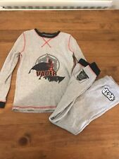 STAR Wars Darth Vader Nightwear Pigiama Sleepwear Nuovi Ragazzi e Ragazze Età 6 8
