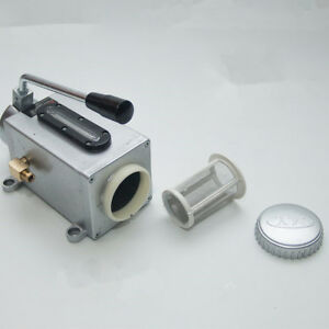 CNC The Mill Manual Hand Pump Oiler (One Tube) Y-8/6 For Milling Machine Part