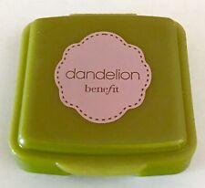 Nwob Benefit Dandelion Baby Pink Brightening Face Powder .08 oz Fast Shipping
