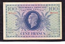 France 100 Francs P-105a  1943    VF
