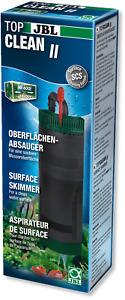 JBL TopClean II Surface skimmer for fresh and saltwater aquariums