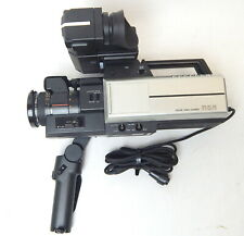 Rca Ckc021 Color Video Camera w/ Viewfinder 11-88mm Lens Grip Untested Clean