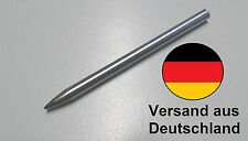 2 x Nadel geeignet für Para Cord Stricknadel Webnadel Flechtnadel Armband