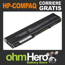 Batteria 7800mAh per Hp-Compaq Mobile Workstation nc8430