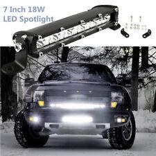 1X LED Arbeitsscheinwerfer 18W 6 LED Strahler Flutlicht Nebel Lampe For LKW SUV