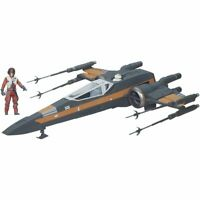Star Wars Awakening of Force Large Vehicle X-Wing Starfighter Poe Dameron Machin