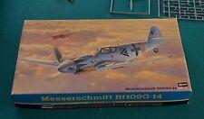 Messerschmitt Bf109G-14 With Xtra Decals Hasegawa 1/48 in Progress.