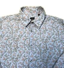 PS PAUL SMITH Mens FLORAL Shirt Size Small
