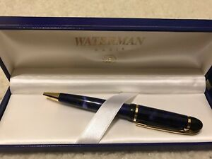Waterman Fountain Pen & Twist Cap Pen