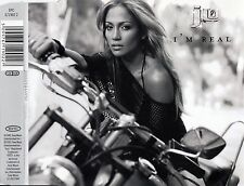 Jennifer LOPEZ: i 'm Real/5 TRACK-CD-Top-stato