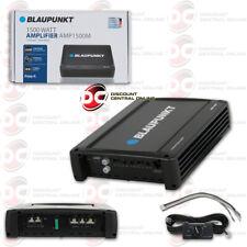 BLAUPUNKT AMP1500M CAR AUDIO 1-CHANNEL MONO BLOCK AMP AMPLIFIER 1500W MAX PEAK
