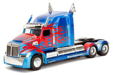 JADA 1/24 TRANSFORMERS THE LAST KNIGHT OPTIMUS PRIME WESTERN STAR 5700 XE TRUCK