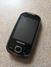 Samsung Galaxy Europa GT-I5500 - Ebony Black (Unlocked) Smartphone