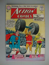 Action #304 VG- The Interplanetary Olympics