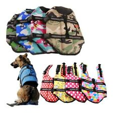 Pets Reflective Life Vest S-XXL Dog Swim-Training Chest Strap Puppy Surf Harness